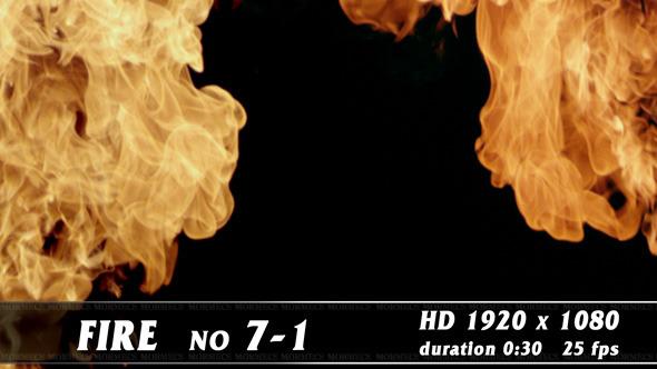 Fire No.7-1