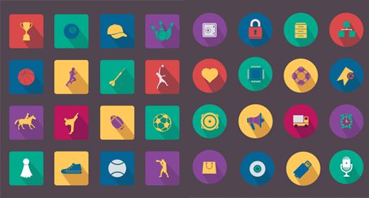 Flat Icons Sets