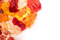 Jelly Gummy Bears Isolated - PhotoDune Item for Sale