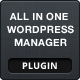 All In One Wordpress Manager - CodeCanyon Item for Sale