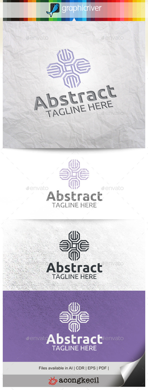 GraphicRiver Abstract Symbol 9911205
