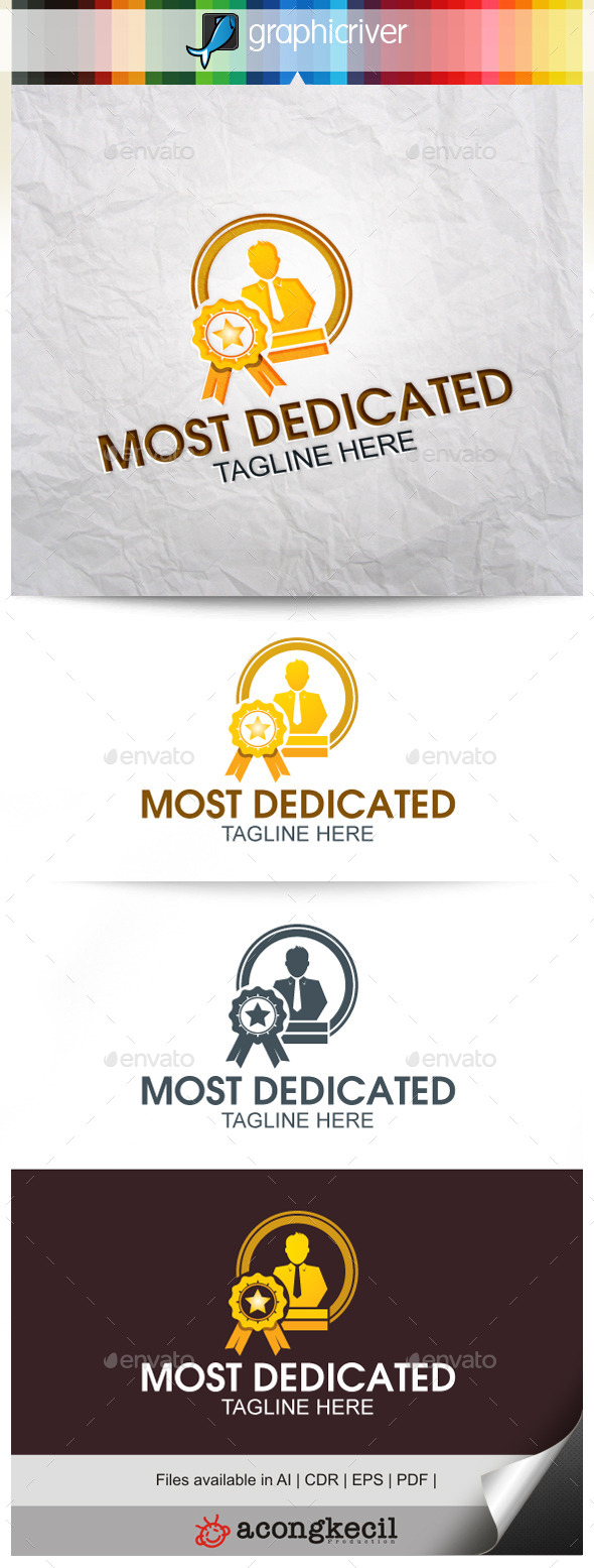 GraphicRiver Most Dedicated 9911217