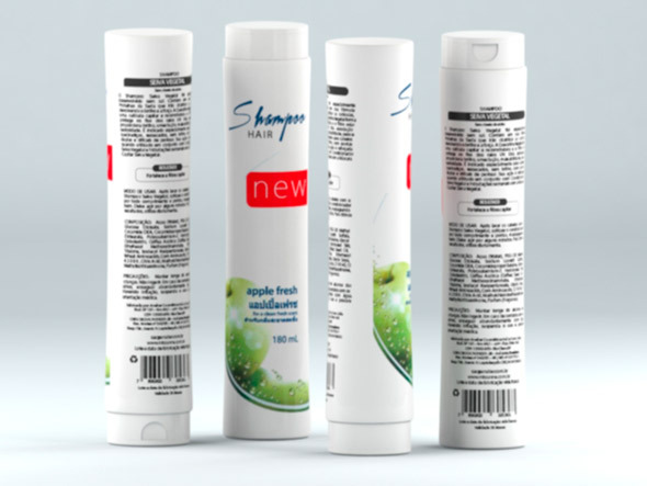 3DOcean Shampoo Package 9911251