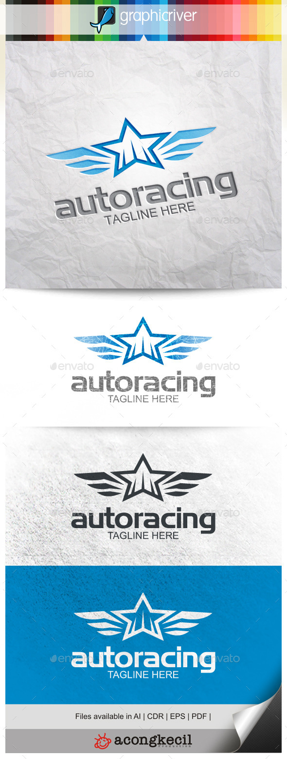 GraphicRiver Auto Racing V.4 9911349