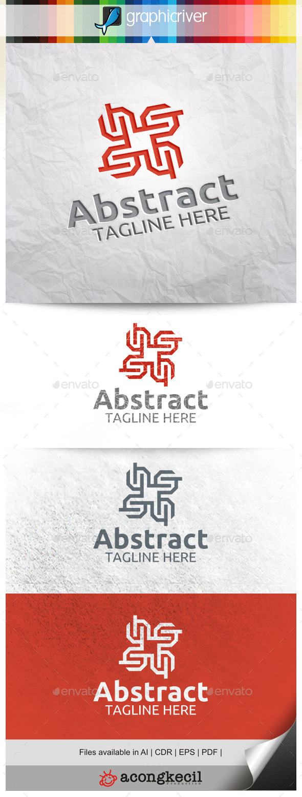 GraphicRiver Abstract Symbol 9911359