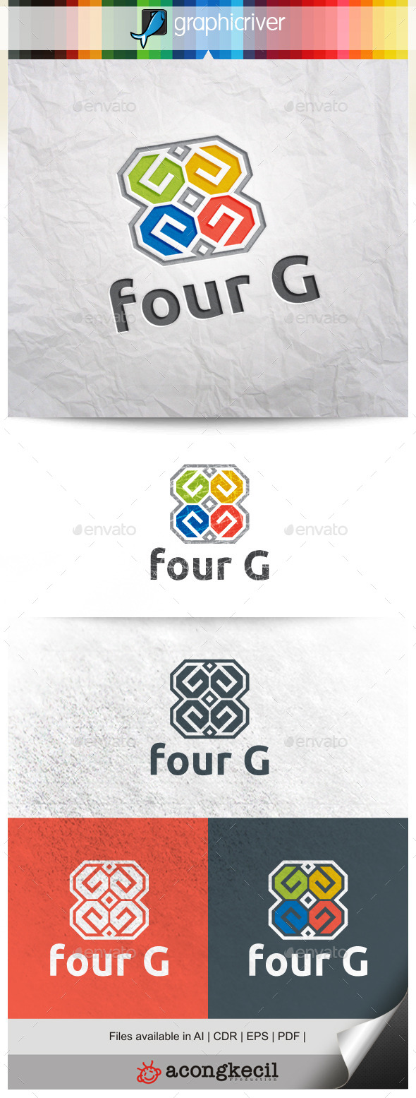 GraphicRiver Four G V.5 9911362