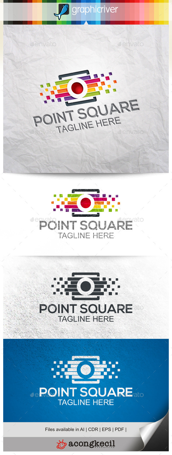 GraphicRiver Point Square V.2 9911394