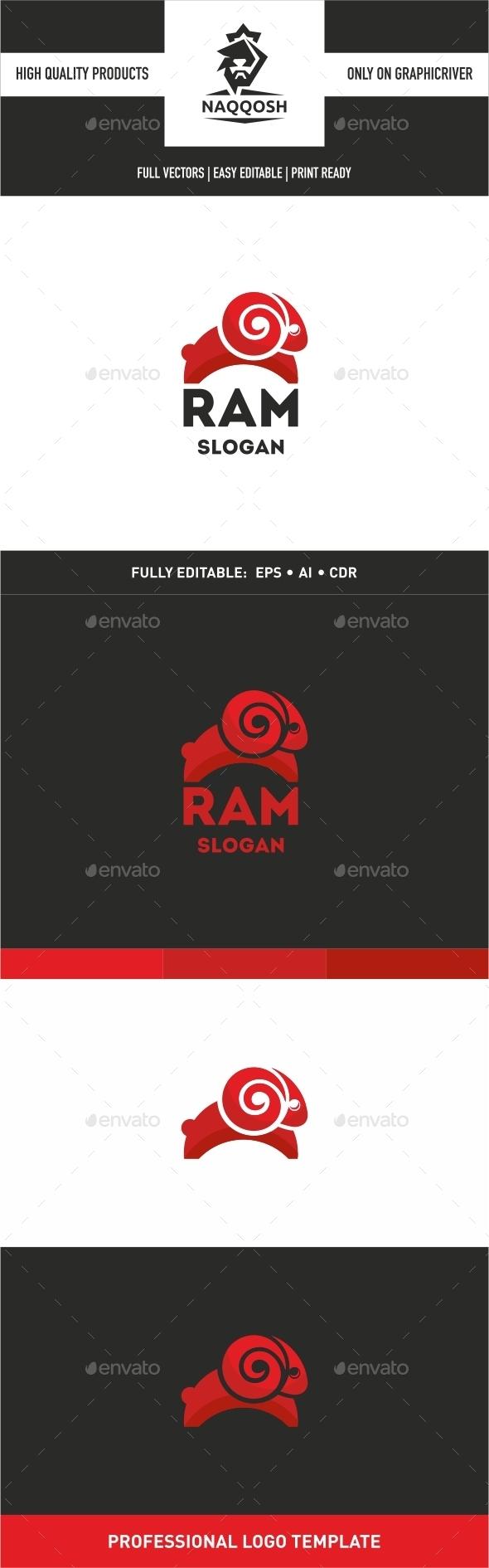 GraphicRiver Ram 9911409