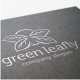 Green Leafly - GraphicRiver Item for Sale
