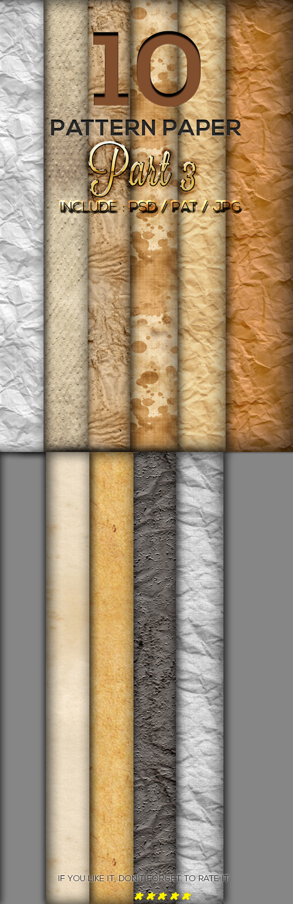 GraphicRiver 10 Paper Pattern Part 3 9911603
