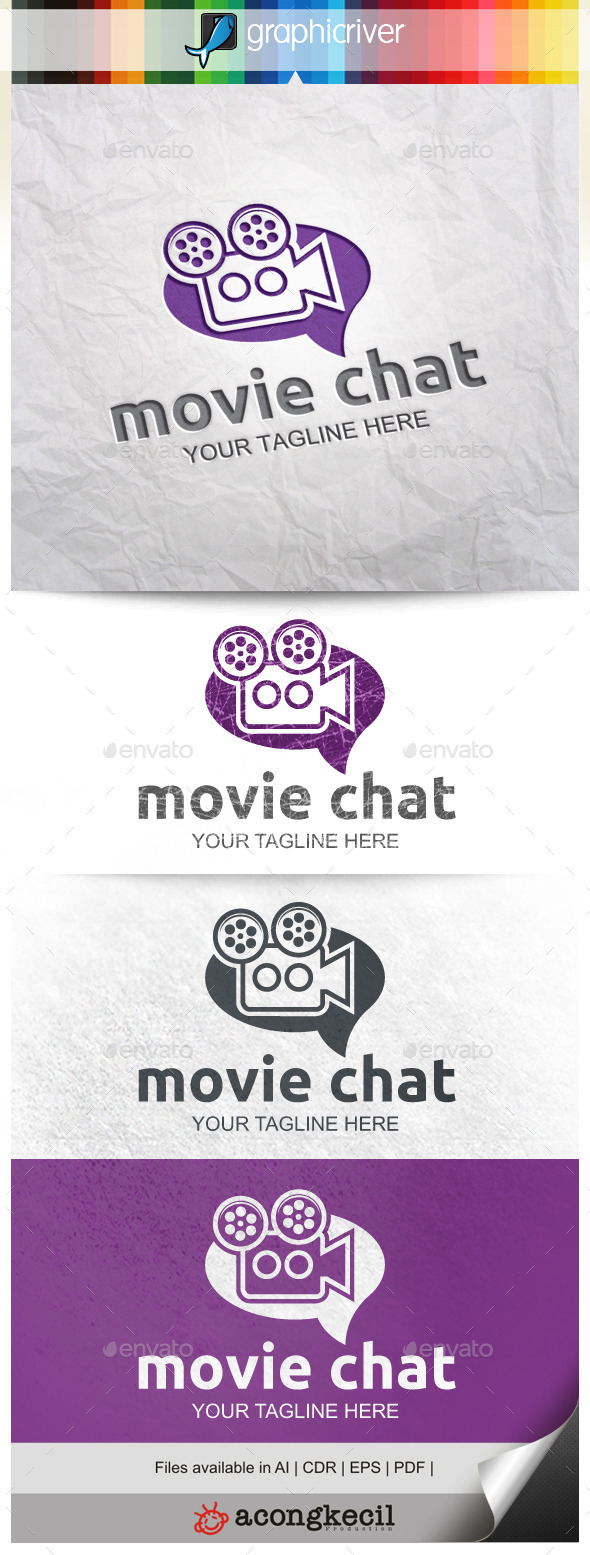 GraphicRiver Movie Chat 9911617