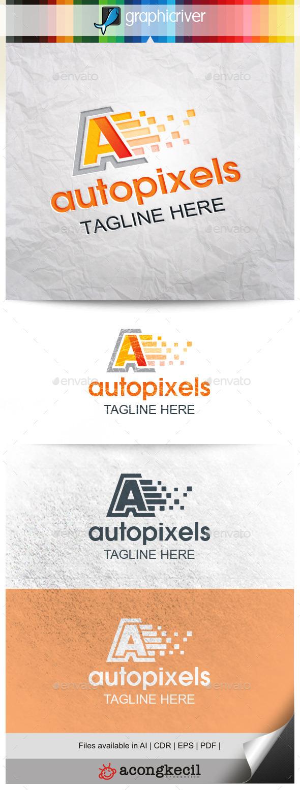 GraphicRiver Auto Pixels 9911620