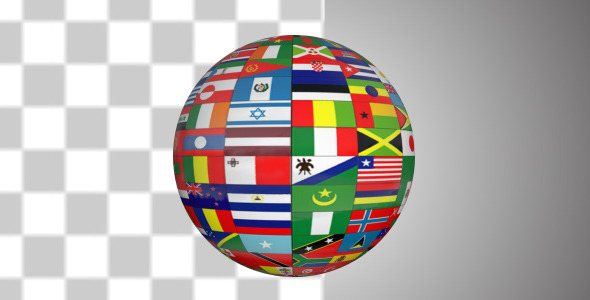 Nations Globe