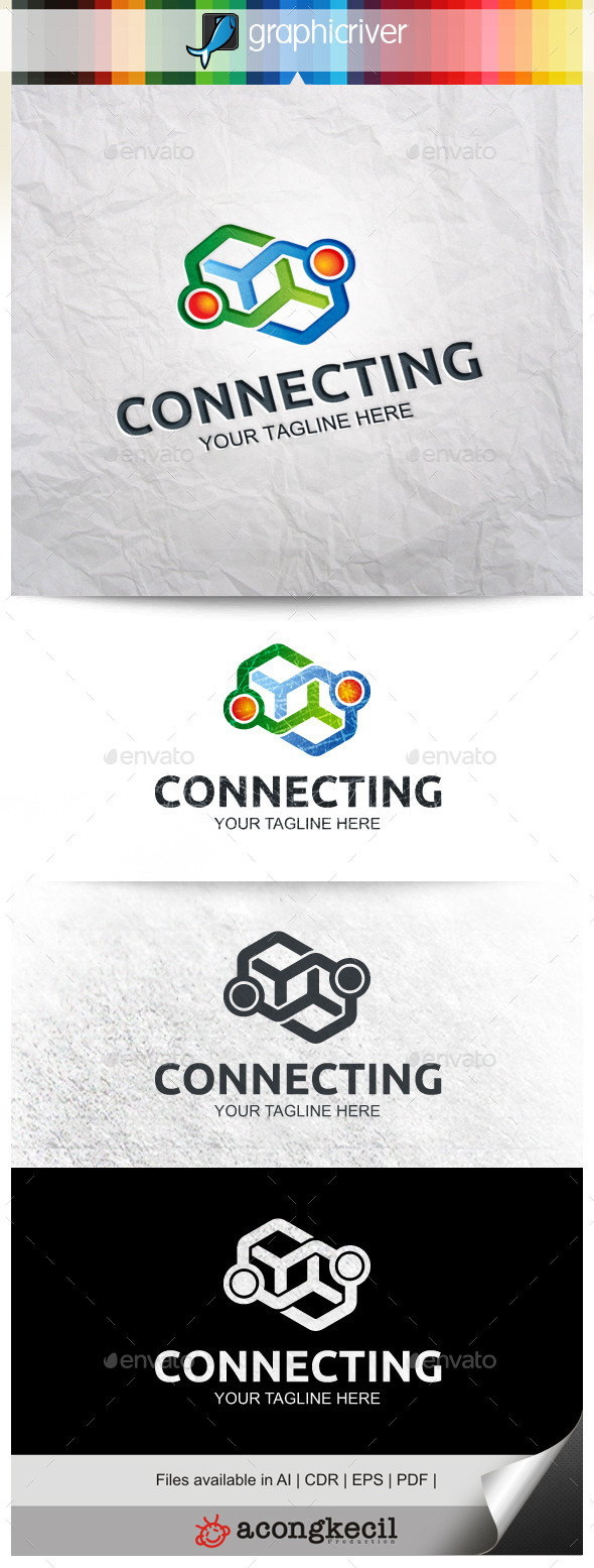 GraphicRiver Connecting 9912758