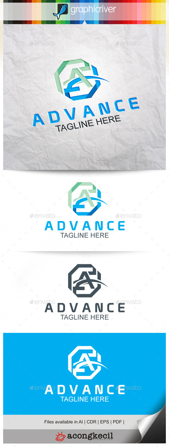 GraphicRiver Advance V.5 9912778