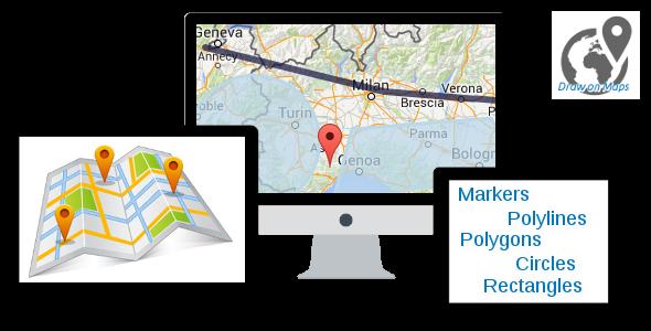 CodeCanyon Google Maps Draw Module 9813156