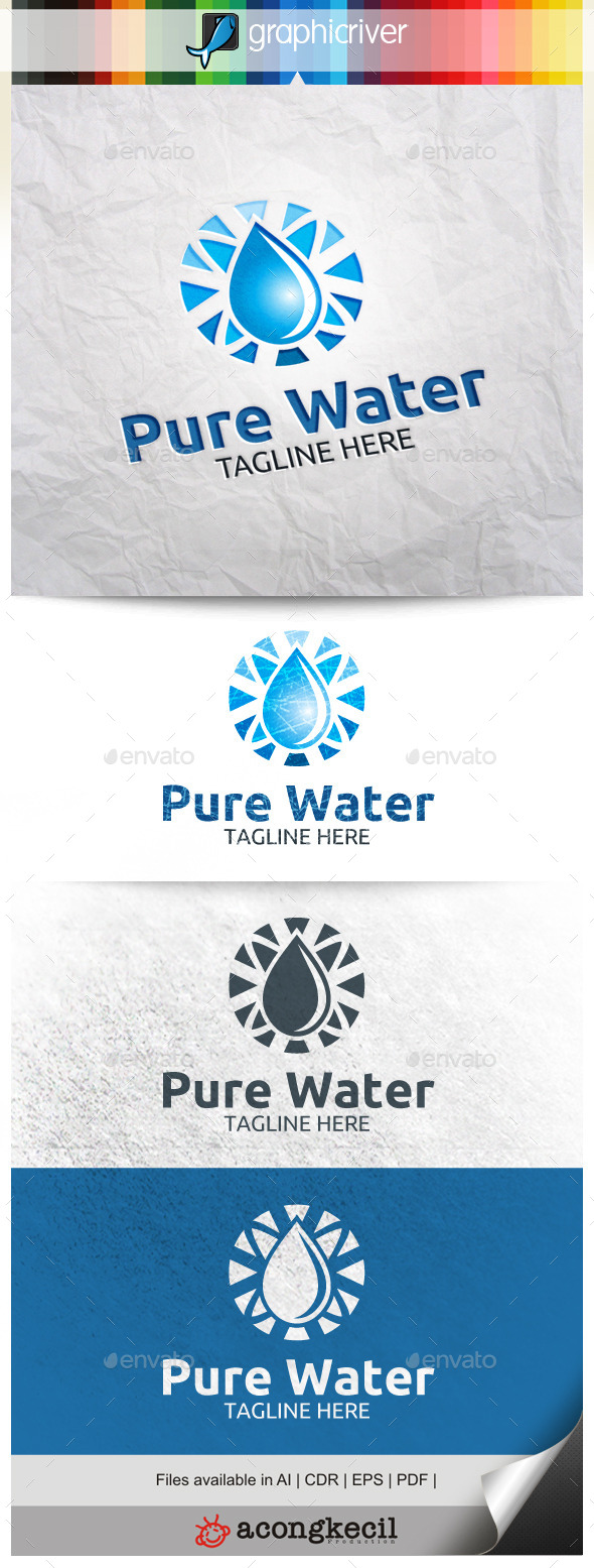 GraphicRiver Pure Water V.3 9912860