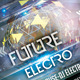 Future Electro Flyer Template - GraphicRiver Item for Sale