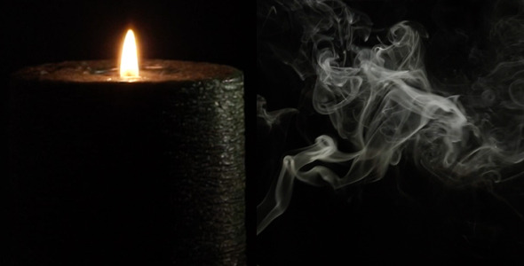 Candle Smoke