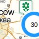 Yandex Map server side Markers clustering v1 - CodeCanyon Item for Sale