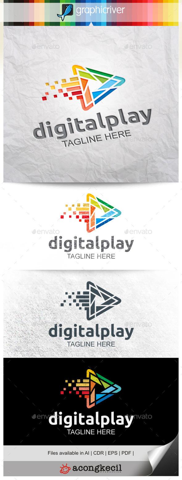 GraphicRiver Digital Play V.2 9914736