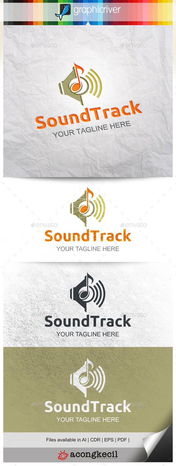 GraphicRiver SoundTrack 9914859