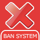 Ban System - Web Site - CodeCanyon Item for Sale