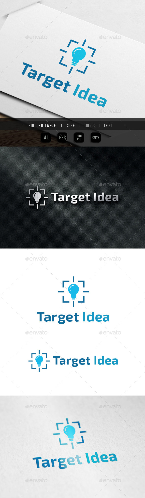 GraphicRiver Target Photo 9915475