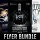 Drink Cocktail Bar PSD Flyer Bundle - GraphicRiver Item for Sale