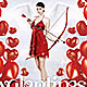 3 in 1 Valentine's Passion Flyer Template - GraphicRiver Item for Sale