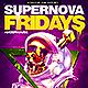 Supernova Electro Flyer Template - GraphicRiver Item for Sale