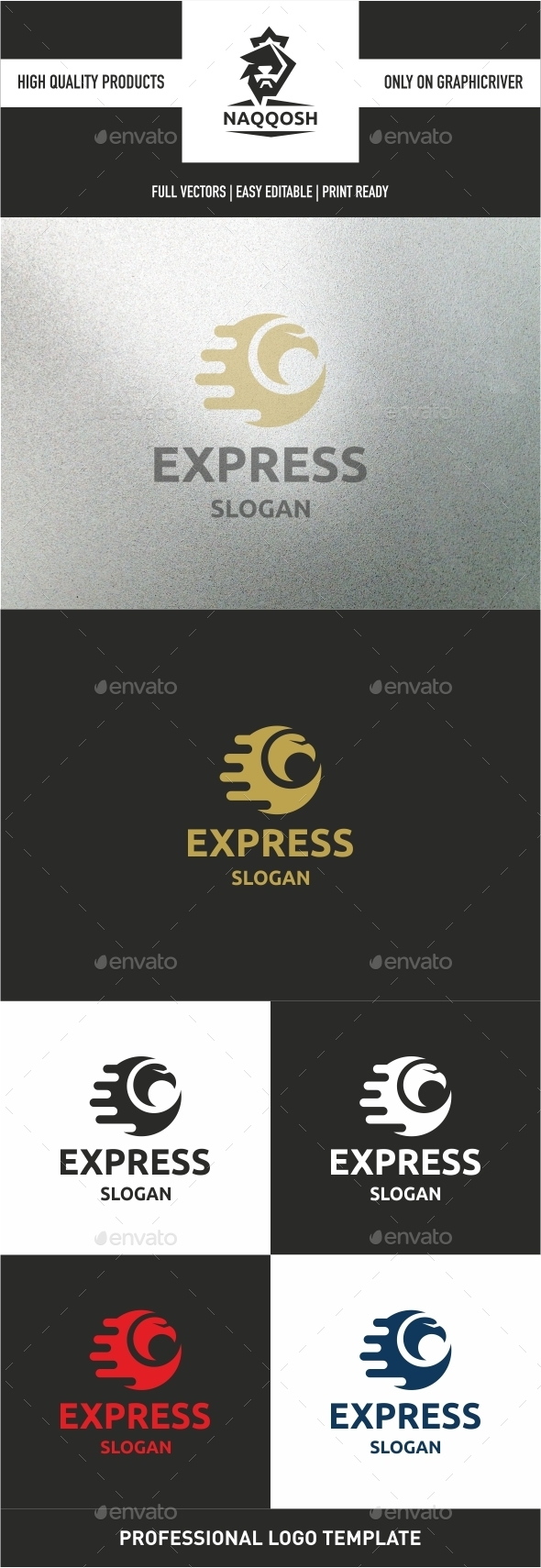 GraphicRiver Eagle Express 9916832