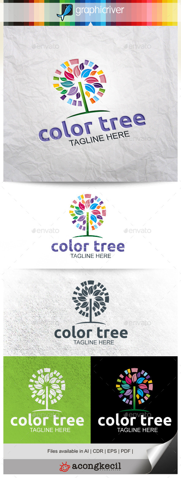 Color Tree V.3