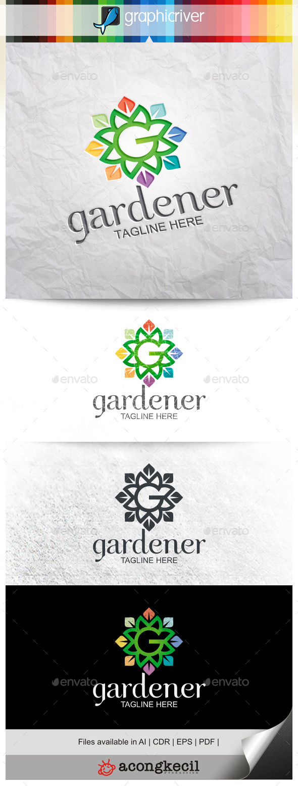 GraphicRiver Gardener 9917121