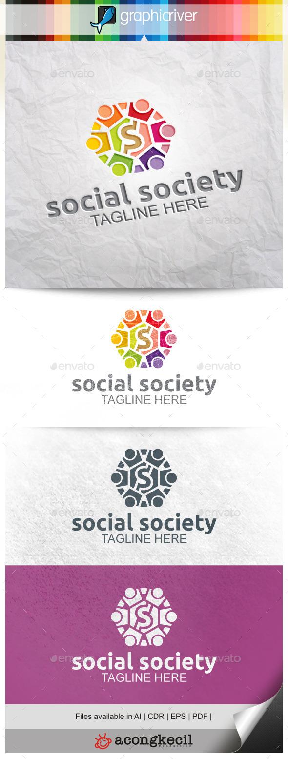 GraphicRiver Social Society V.1 9917124