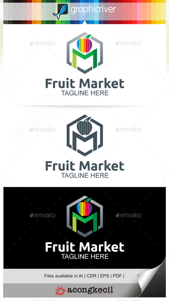 GraphicRiver Fruit Market 9917168