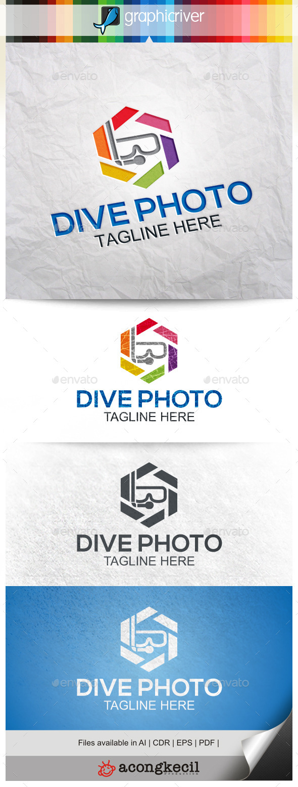 GraphicRiver Dive Photo V.2 9917184