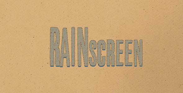 Rain Screen