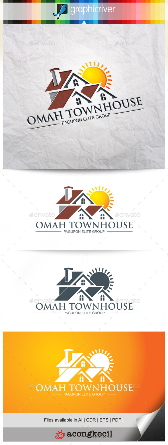GraphicRiver Omah Townhouse 9917945