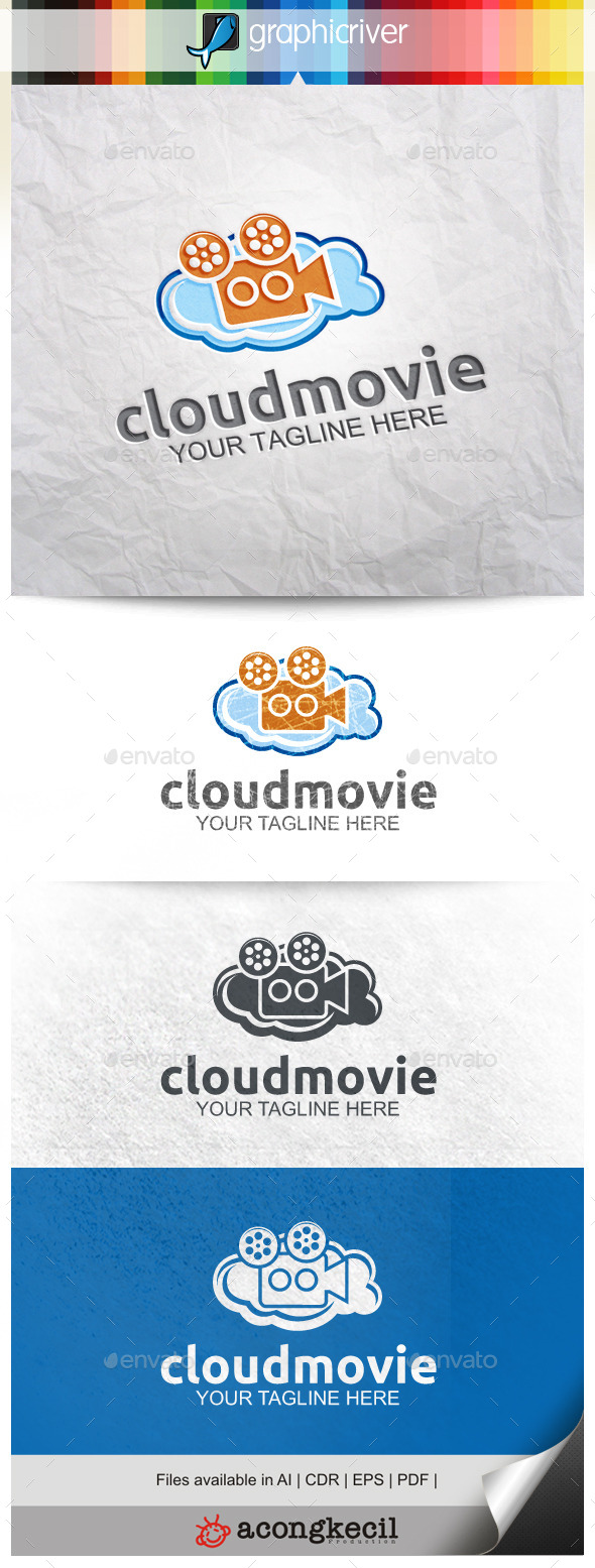 GraphicRiver Cloud Video 9918032