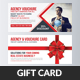 Corporate Business Gift Voucher Template - GraphicRiver Item for Sale