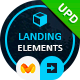 Landing Elements Vol 1 for Pagewiz - ThemeForest Item for Sale