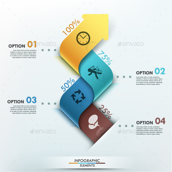 GraphicRiver Modern Infographic Options Template 9918359
