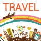 Travel Ad Banner