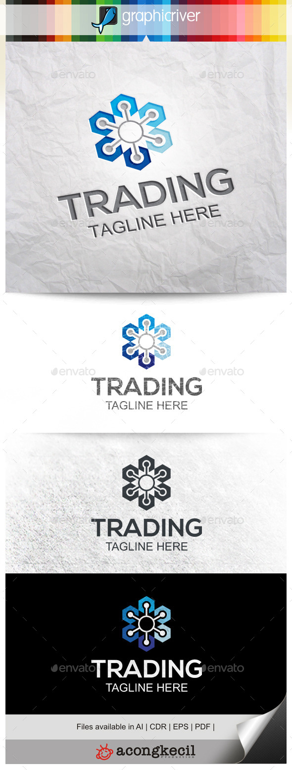 GraphicRiver Trading 9918817