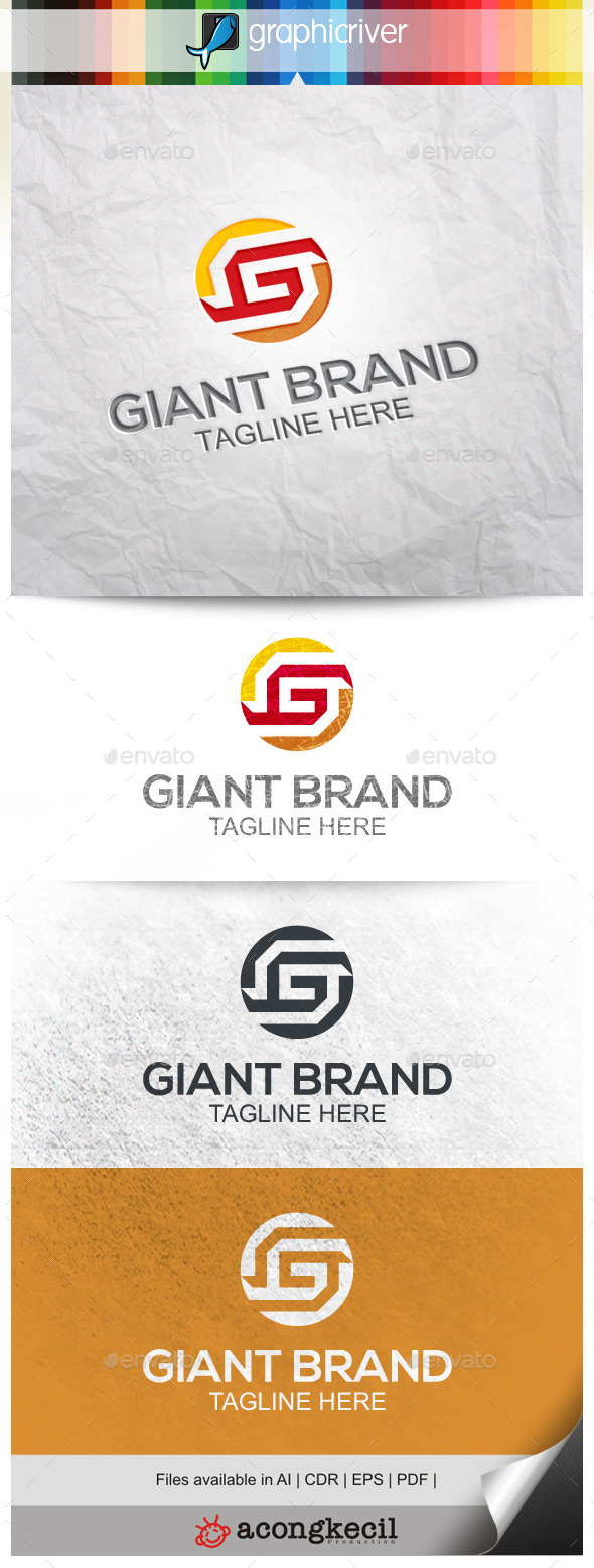 GraphicRiver Giant Brand 9918823