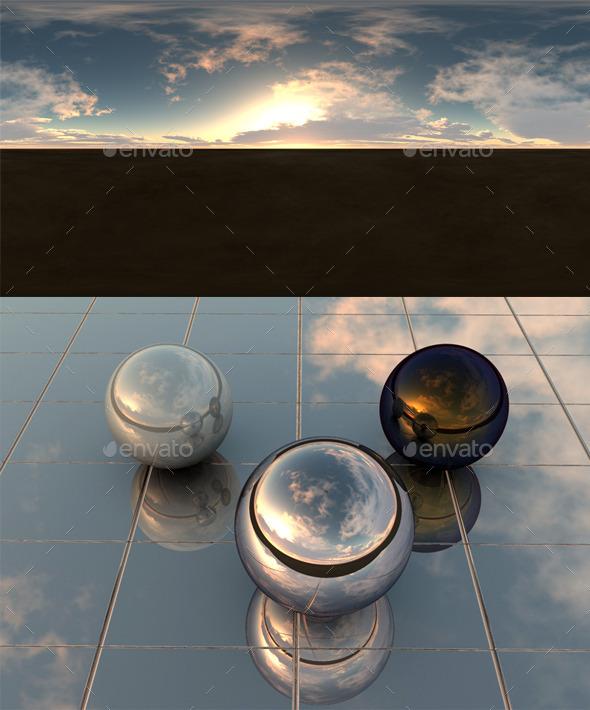 3DOcean Desert 210 9918947