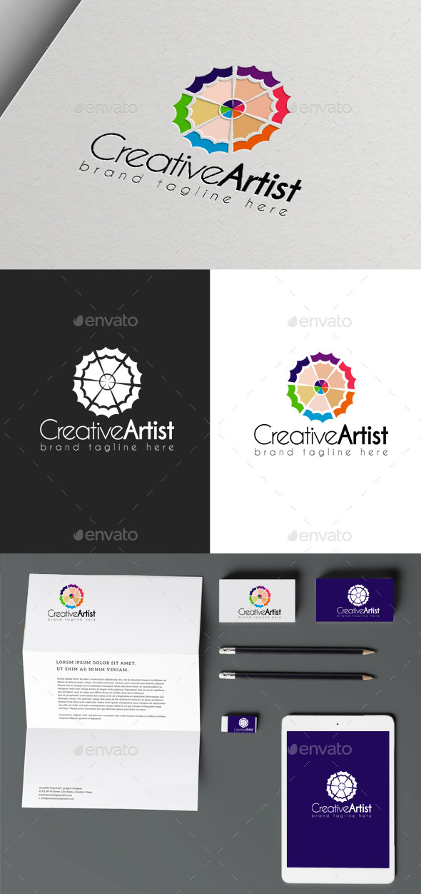 GraphicRiver Creative Artist 9919102