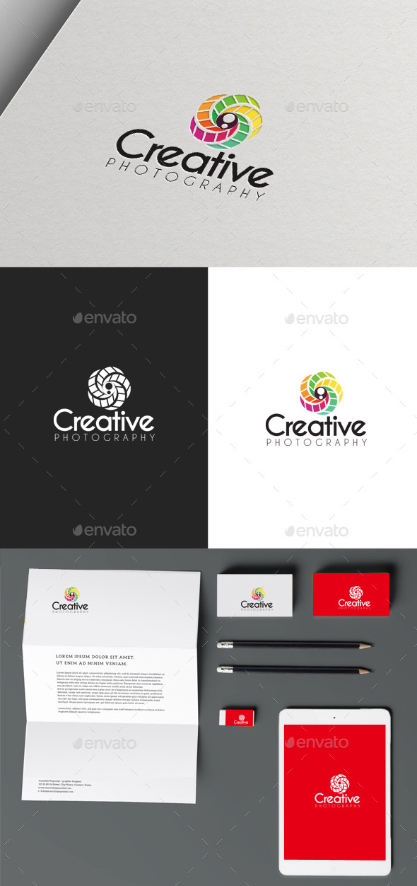 GraphicRiver Creative Photography 9919110