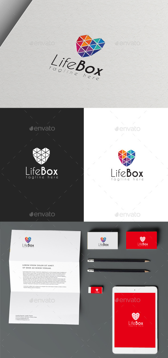 GraphicRiver Life Box 9919115
